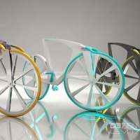 Eco-friendly bicycle concepts