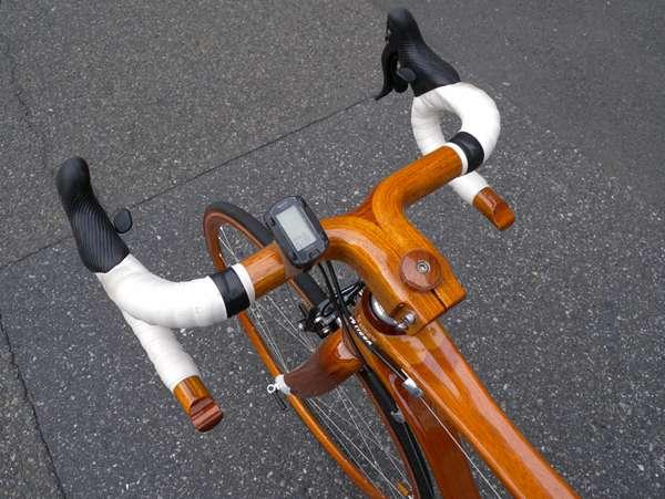 x-mahogany bike