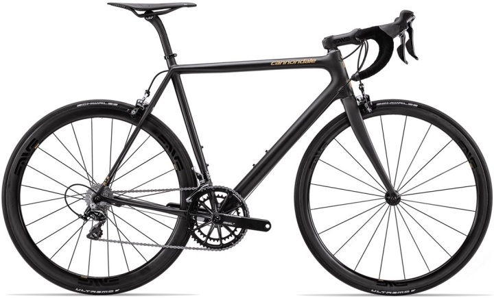 2014 Cannondale SuperSix Evo Black