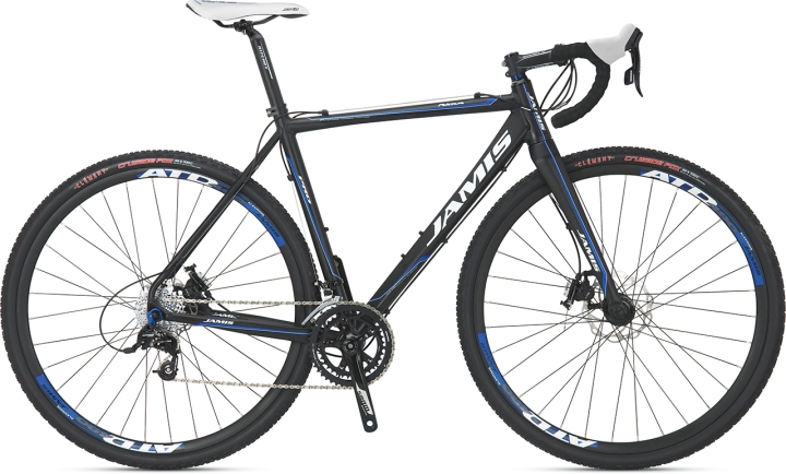 2014 Jamis Nova Pro blue black cx disc