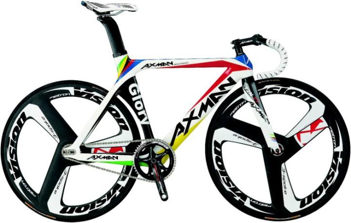 axman t2n track bike 2013