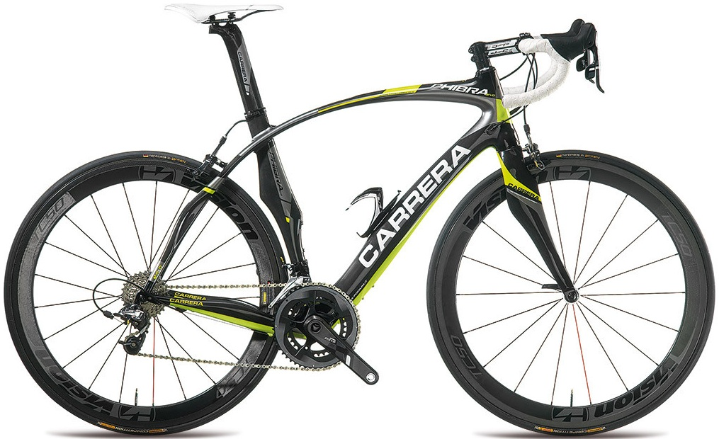 Carrera PHIBRA evo-yellow lime 2014neuroticarnutzAlan Race SL 2014 sram red lime black