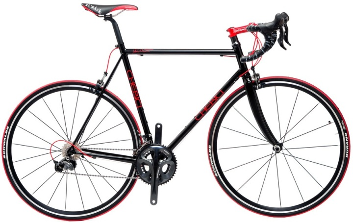 Chebici road steel 2013 black