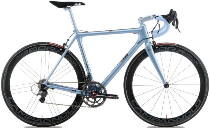 Cinelli laser 2014 light blue campy