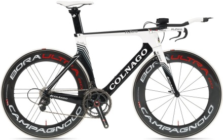 Colnago K Zero tt bike white 2013