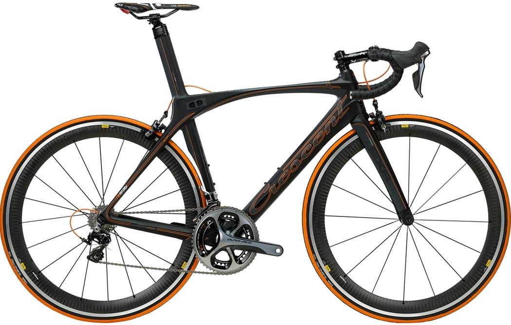 Crescent Exa Di2 black orange swedish 11K 2013neuroticarnutz2014 Liotto Sprint orange black campy record
