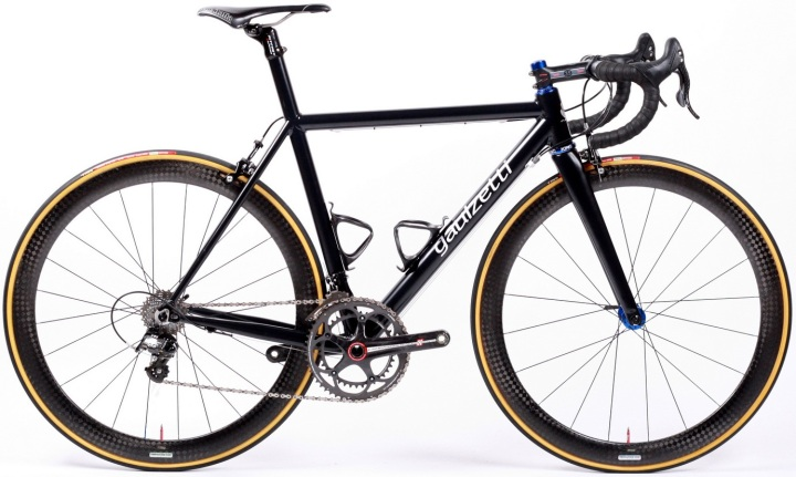 Gaulzetti corsa -2014 matt black record
