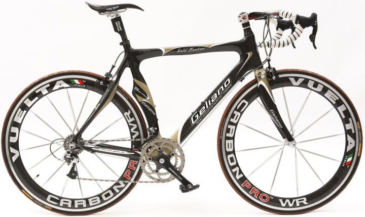 Geliano Gold master campy black gold 2013