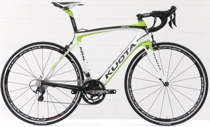 Kuota Cycle-KIRAL 2014 lime green