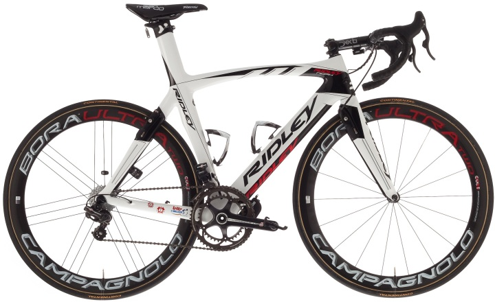 Ridley Noah Fast Team Replica 2014 white eps 2