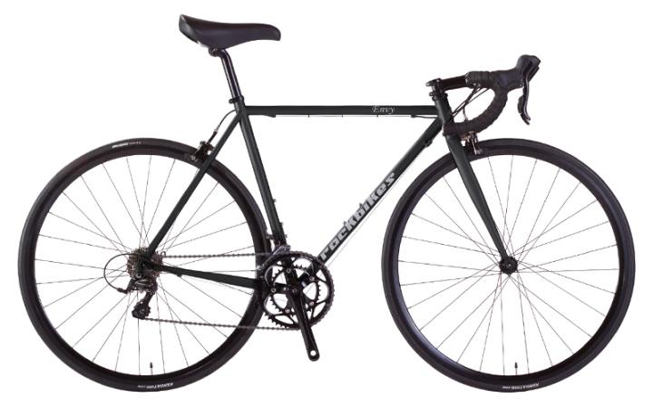 Rockbikes envy-matte-black cro-moly 2014