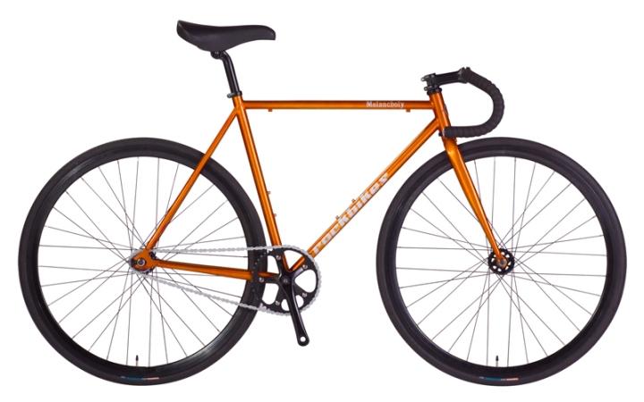 Rockbikes melancholy-sunburst-orange ss 2014