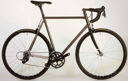 Rusby cycles ollys-steel-frame-bike-campy