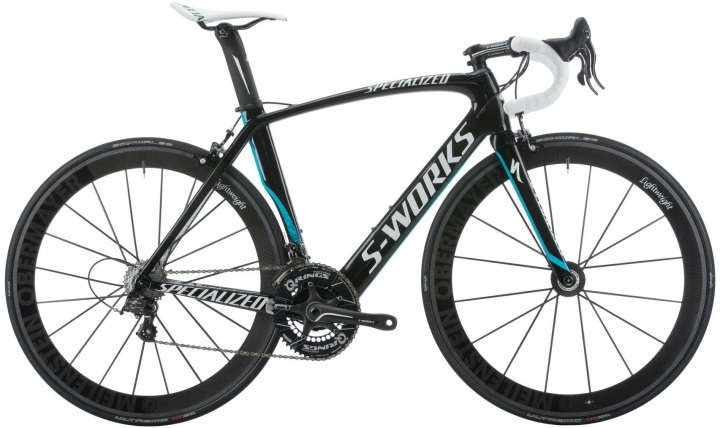 Specialized s-works venge -2013-team-bike