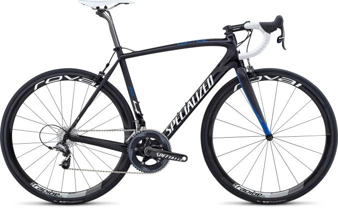 specialized-tarmac-sl4-pro-race-2014 black blue