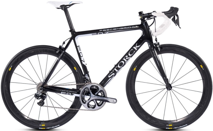 Storck Fascenario 0.7 2014 black dura ace
