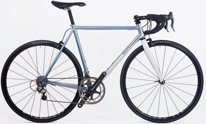 Tomii cycles 2013 light blue campy