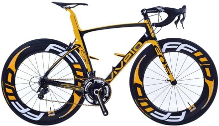 Vivelo Eos Aero yellow 3 2014