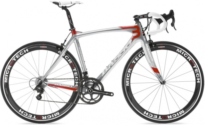 Basso astra 2014 white silver red campy