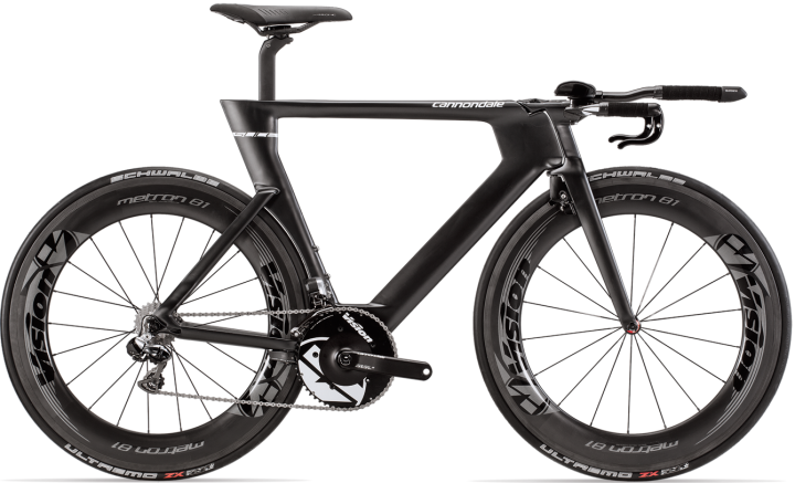 Cannondale slice rs black inc 2014 tt