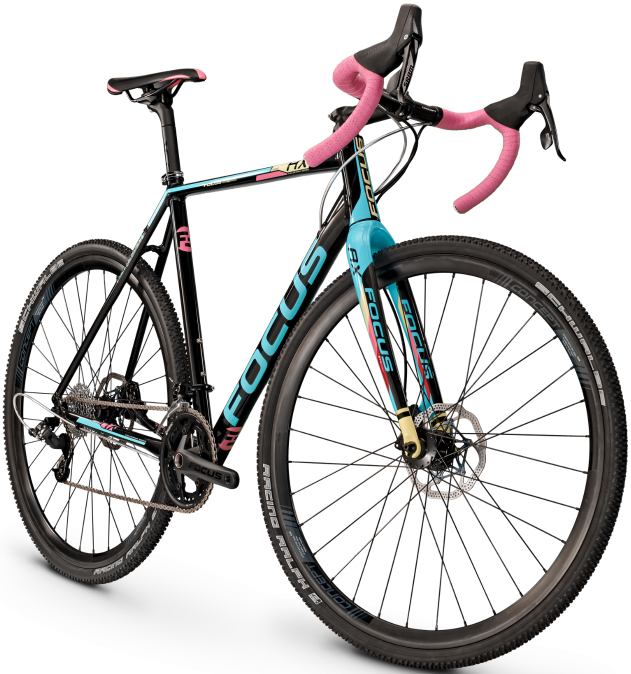 Focus Mares AX 1.0 20G Rival 2014 cx blue pink black disc