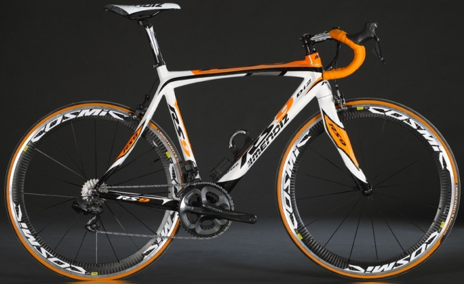 mendiz_RS9 ultegra di2_orange 2013
