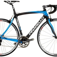 Pinarello vs Garneau
