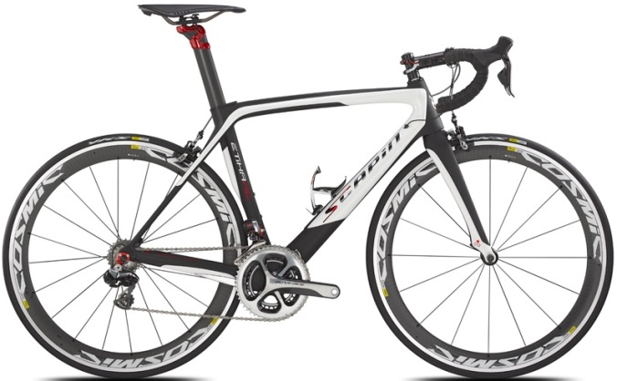 scapin etika rc dura ace di2 2014 black white
