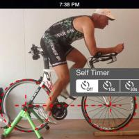There's an app for that....Bike Fast Fit