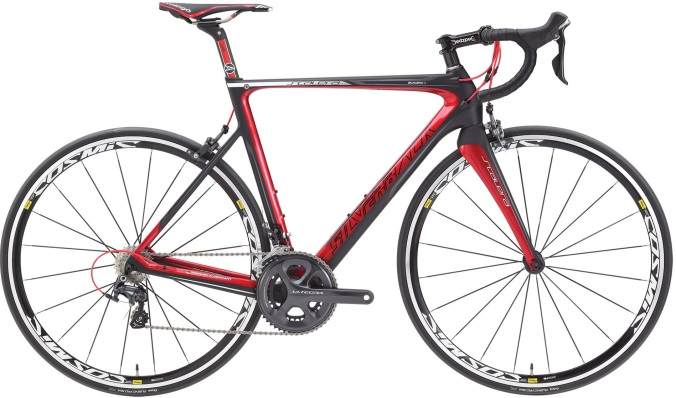 Silverback SCALERA-3_2014 red black ultegra