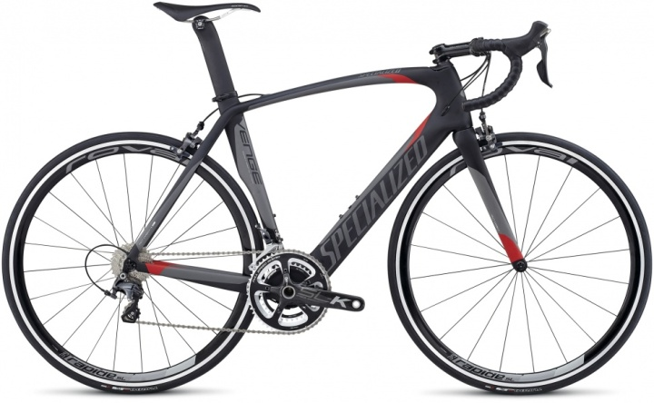 Specialized venge expert ultegra grey silver red 2014