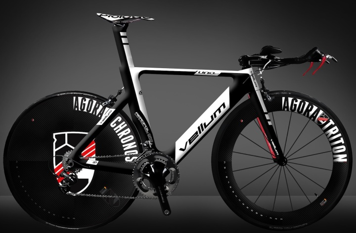 Vellum Uno Pro tt 2013 black white