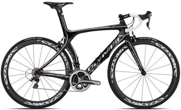 2014 Olympia boost dura ace black
