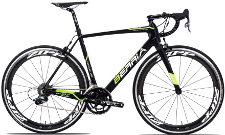 Berria belador 2.0 black lime yellow 2014