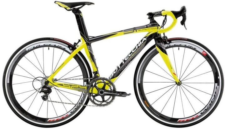 Bottecchia SP9 Supernova 2014 yellow