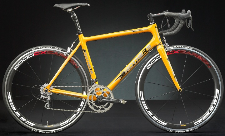 Brothers Race 8.0 yellow 2014
