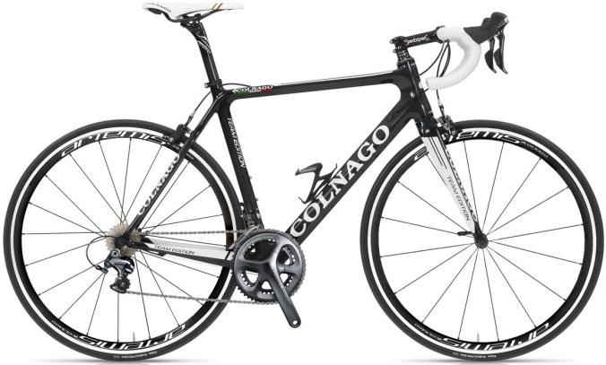 Colnago m10 2014 black white ultegra