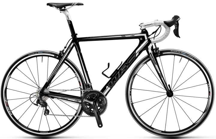 Conor WRC Zond ultegra 2014 black white