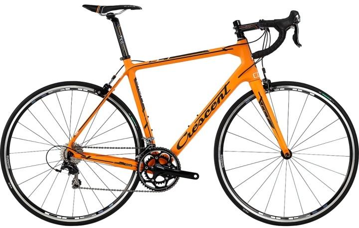crescent giga matt orange 2014