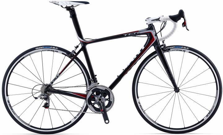 giant tcr advanced red black sram 2014