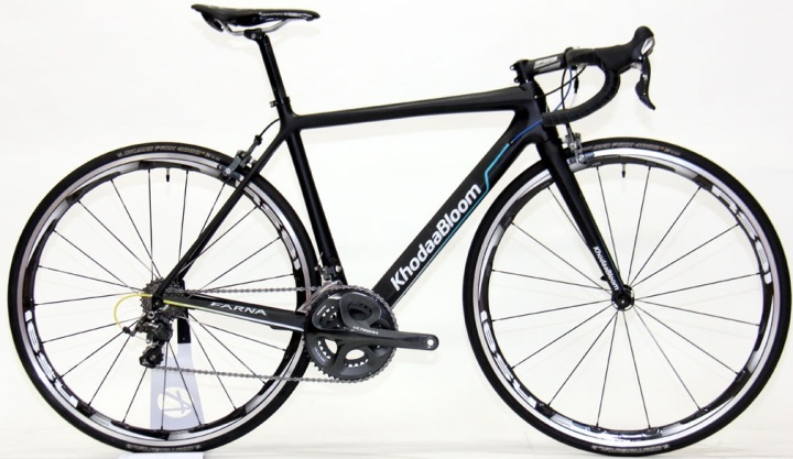 Khodaa Bloom Farna 2014 black blue ultegra