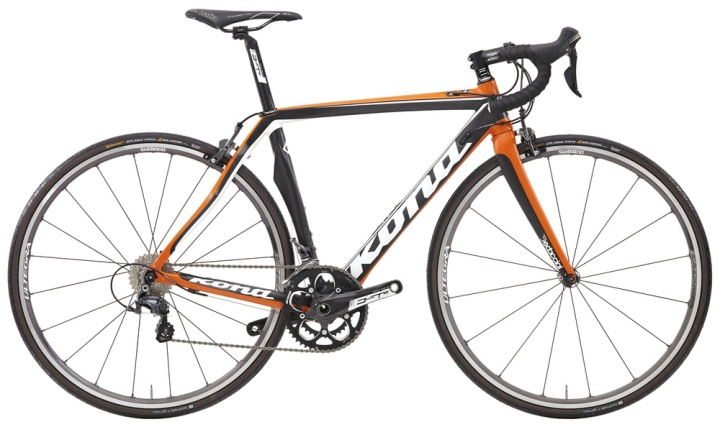 Kona Zone Two 2014 orange
