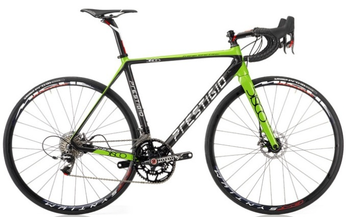 Prestigio disco cx disc green 2014