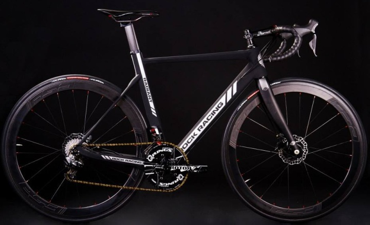 Rock Racing Radiant 2014 black campy disc