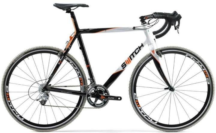 Switch cx 2014 white black orange
