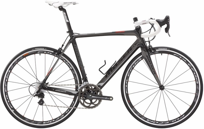 2014 moser 333 campy record black