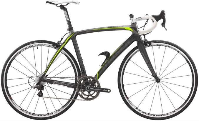 2014 moser 666 campy lime