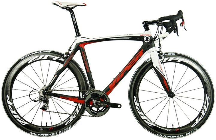 2014 viper galibier red black white sram