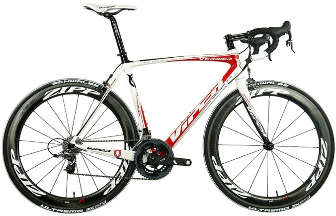 2014 viper verbier sram force white red