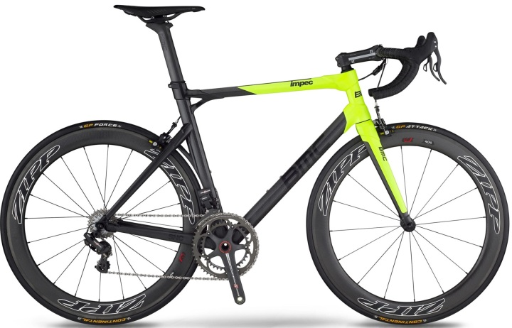 BMC IMPEC SUPER RECORD EPS 2014 lime yellow